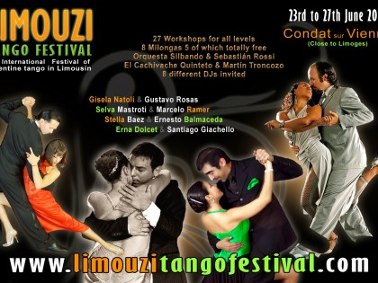 Limouzi Tango Festival