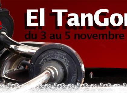 El Tangone #8 à Lyon du 3 au 5 novembre 2017